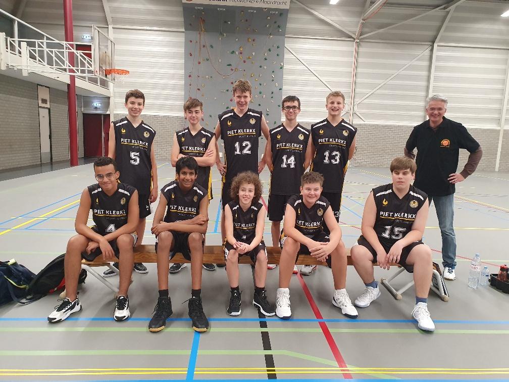 Team foto U16